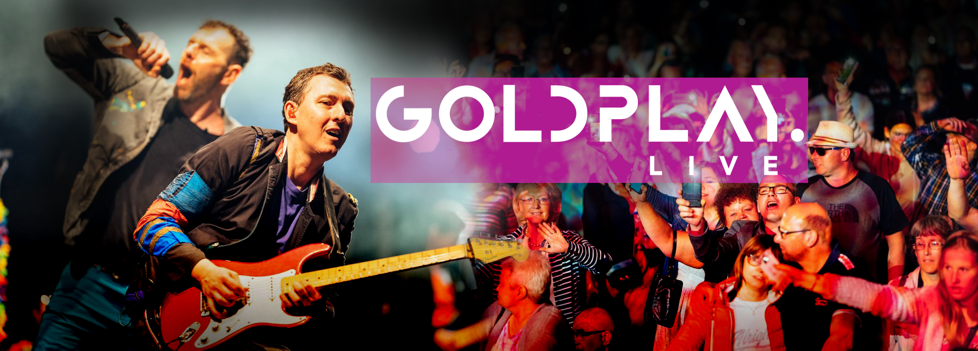 Goldplay Live